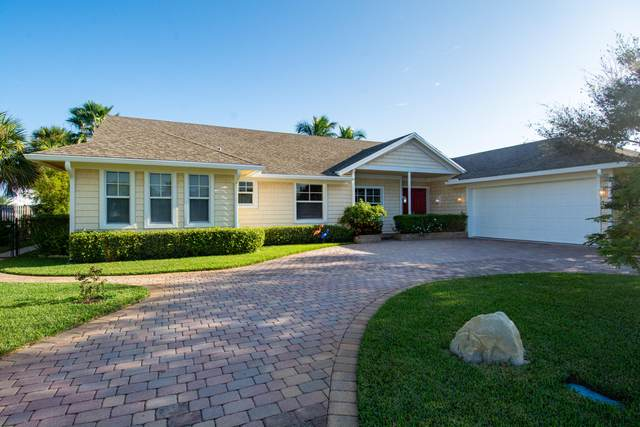 1706 Rio Vista Drive, Fort Pierce, FL 34949 (MLS #RX-10667826) :: THE BANNON GROUP at RE/MAX CONSULTANTS REALTY I