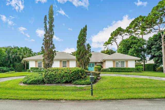 1351 Partridge Place N, Boynton Beach, FL 33436 (#RX-10667845) :: Posh Properties