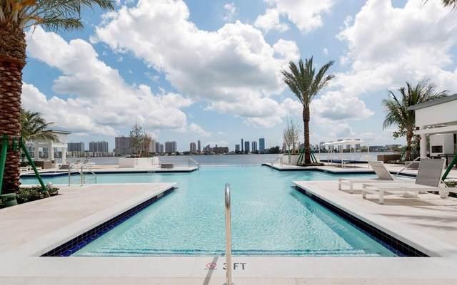 17111 Biscayne Boulevard #904, North Miami Beach, FL 33160 (#RX-10667937) :: Baron Real Estate