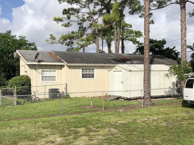 4705 Springfield Street, Lake Worth, FL 33463 (MLS #RX-10668082) :: Berkshire Hathaway HomeServices EWM Realty