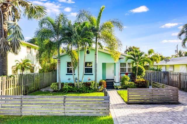 214 NE 10th Street, Delray Beach, FL 33444 (#RX-10668252) :: Posh Properties