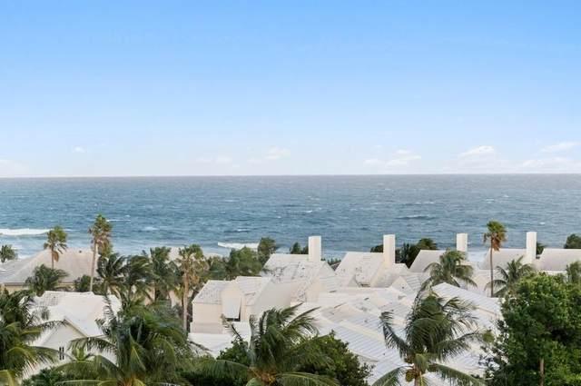 2200 S Ocean Boulevard #906, Delray Beach, FL 33483 (#RX-10668362) :: Posh Properties