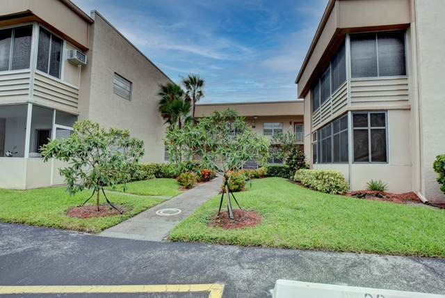 138 Flanders C, Delray Beach, FL 33484 (MLS #RX-10668411) :: Castelli Real Estate Services