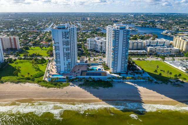 1360 S Ocean Boulevard #1505, Pompano Beach, FL 33062 (#RX-10668414) :: Posh Properties