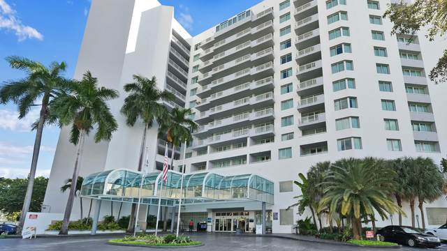 2670 E Sunrise Boulevard #405, Fort Lauderdale, FL 33304 (#RX-10668441) :: Signature International Real Estate