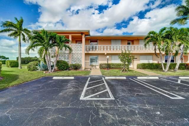2005 NW 18th Street #101, Delray Beach, FL 33445 (#RX-10668502) :: Posh Properties