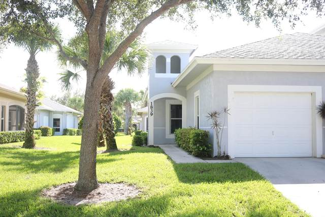 1839 Sandhill Crane B1 Drive, Fort Pierce, FL 34982 (MLS #RX-10668532) :: Berkshire Hathaway HomeServices EWM Realty