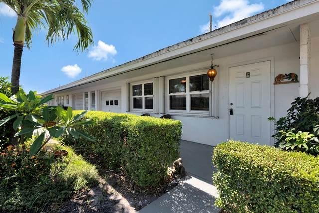 722 Ridge Road #9, Lantana, FL 33462 (#RX-10668574) :: Posh Properties