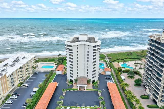 600 Ocean Drive 8-D, Juno Beach, FL 33408 (#RX-10668600) :: Posh Properties
