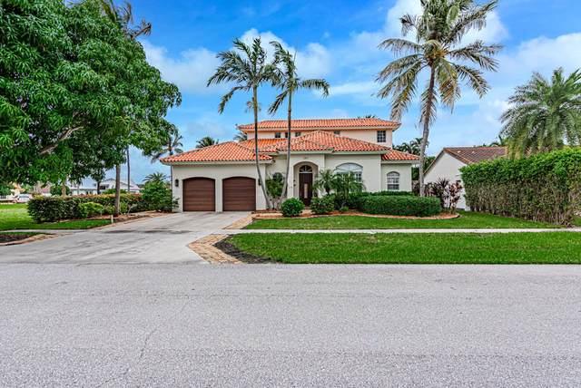 383 Redwood Lane, Boca Raton, FL 33487 (MLS #RX-10668714) :: Miami Villa Group