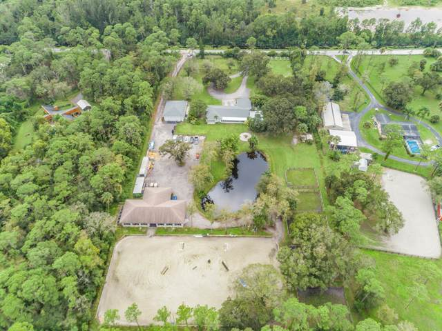 15161 Collecting Canal Road, Loxahatchee Groves, FL 33470 (MLS #RX-10668716) :: Berkshire Hathaway HomeServices EWM Realty