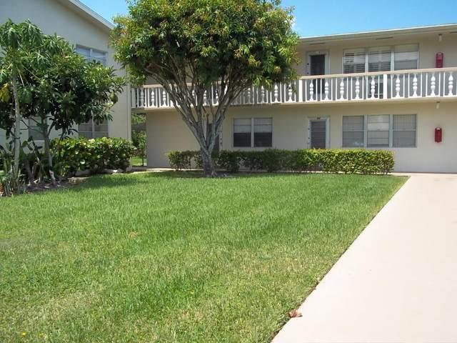 209 Dorchester I, West Palm Beach, FL 33417 (#RX-10668772) :: The Rizzuto Woodman Team