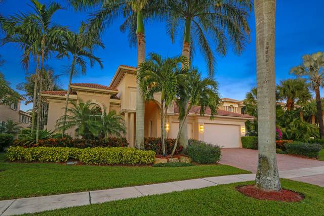 16271 Andalucia Lane, Delray Beach, FL 33446 (MLS #RX-10668805) :: Laurie Finkelstein Reader Team