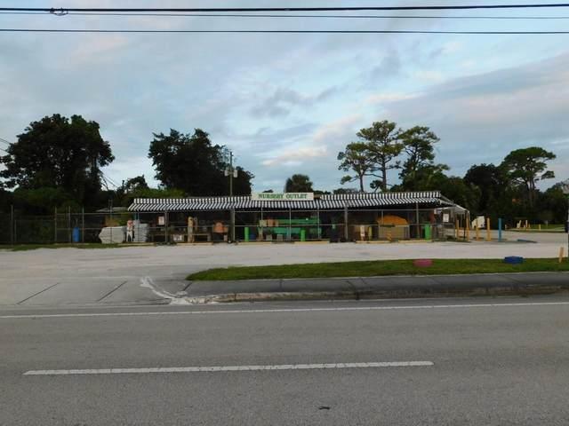 13863 S Military Trail, Delray Beach, FL 33484 (MLS #RX-10668819) :: Castelli Real Estate Services