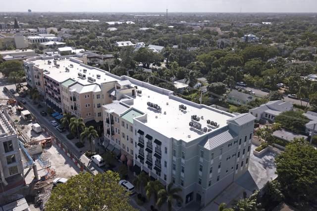 200 NE 2nd Avenue #215, Delray Beach, FL 33444 (#RX-10668895) :: Posh Properties