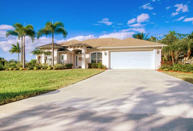 1041 SW Abingdon Avenue, Port Saint Lucie, FL 34953 (MLS #RX-10668902) :: THE BANNON GROUP at RE/MAX CONSULTANTS REALTY I