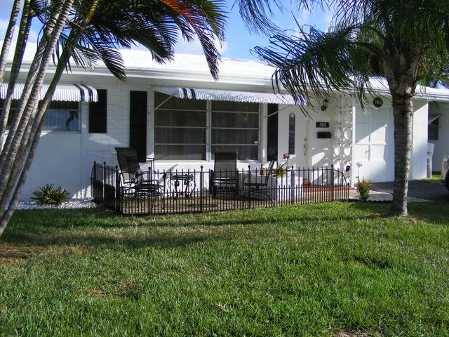180 S Golf Boulevard, Pompano Beach, FL 33064 (MLS #RX-10668903) :: THE BANNON GROUP at RE/MAX CONSULTANTS REALTY I