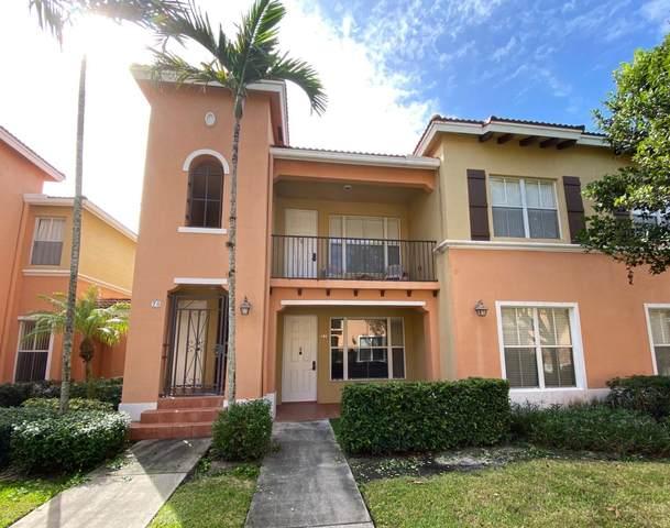 3561 Forest Hill Boulevard #77, Palm Springs, FL 33406 (#RX-10668918) :: Posh Properties