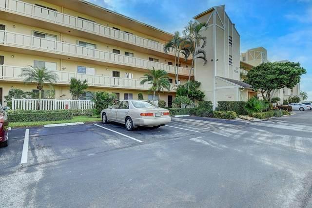 7006 Huntington Lane #406, Delray Beach, FL 33446 (#RX-10668973) :: Posh Properties