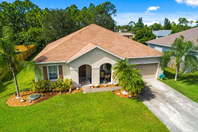 1374 SW Dorchester Street, Port Saint Lucie, FL 34983 (MLS #RX-10668984) :: Miami Villa Group