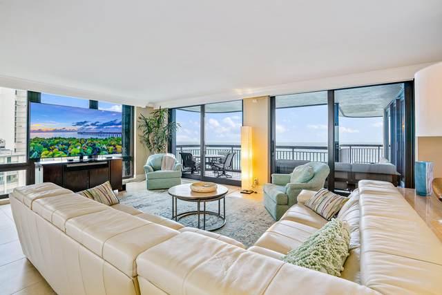 5380 N Ocean Drive 11-J, Singer Island, FL 33404 (#RX-10668991) :: Posh Properties