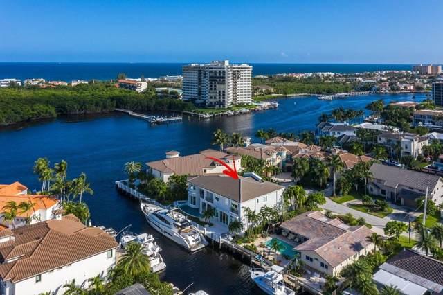 863 Enfield Street, Boca Raton, FL 33487 (MLS #RX-10669009) :: Berkshire Hathaway HomeServices EWM Realty