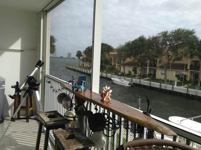 120 Lehane Terrace #208, North Palm Beach, FL 33408 (#RX-10669032) :: Posh Properties