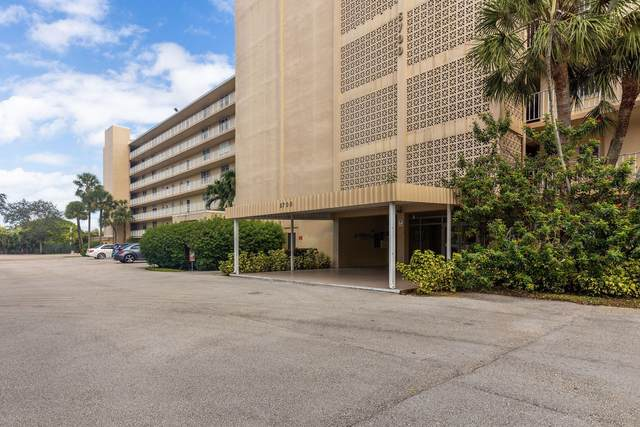 5700 NW 2nd Avenue #404, Boca Raton, FL 33487 (MLS #RX-10669045) :: Berkshire Hathaway HomeServices EWM Realty