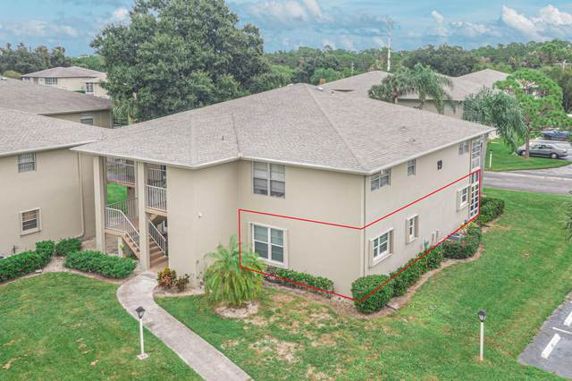 19 Lake Vista Trail #101, Port Saint Lucie, FL 34952 (#RX-10669058) :: Posh Properties