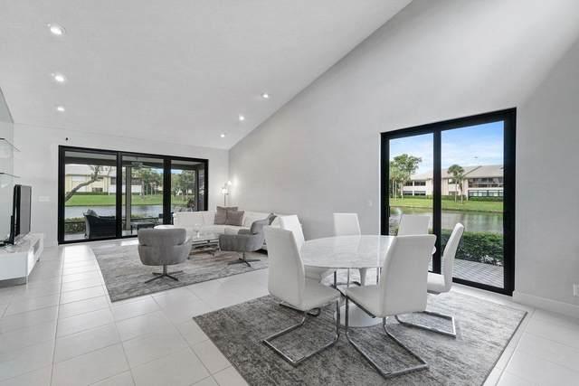 12 Eastgate Drive D, Boynton Beach, FL 33436 (MLS #RX-10669098) :: Berkshire Hathaway HomeServices EWM Realty