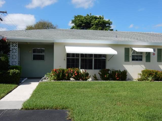 111 Lakes End Drive B, Fort Pierce, FL 34982 (#RX-10669121) :: Posh Properties