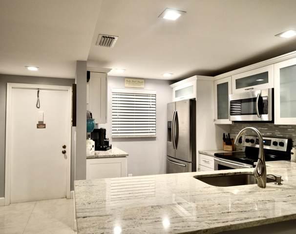 2800 Fiore Way #109, Delray Beach, FL 33445 (MLS #RX-10669150) :: Berkshire Hathaway HomeServices EWM Realty