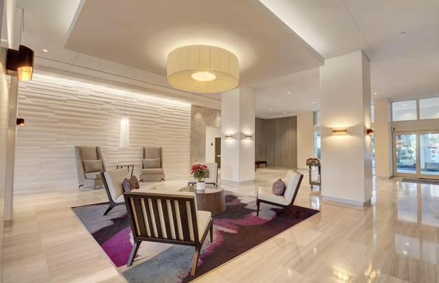 100 Bayview Drive #826, Sunny Isles Beach, FL 33160 (MLS #RX-10669217) :: Berkshire Hathaway HomeServices EWM Realty