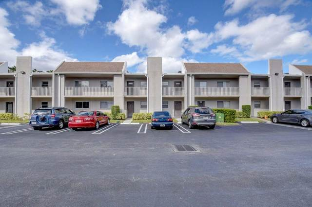 2800 SW 22 Avenue #112, Delray Beach, FL 33445 (#RX-10669289) :: Posh Properties