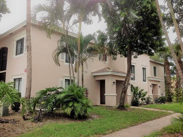 2806 Veronia Drive #108, Palm Beach Gardens, FL 33410 (#RX-10669298) :: Posh Properties
