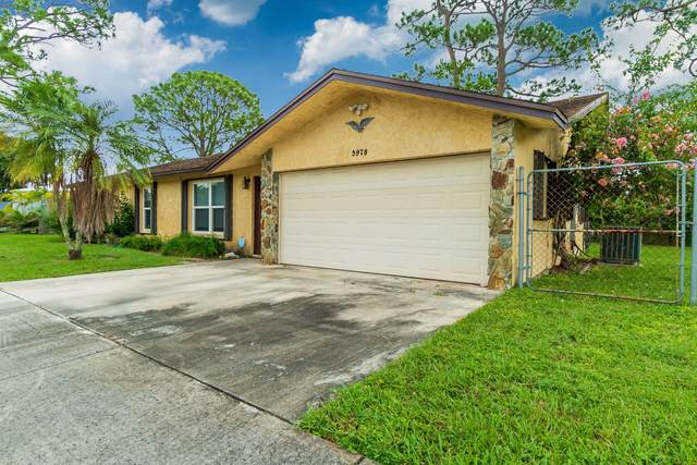5978 3rd Road, Lake Worth, FL 33467 (MLS #RX-10669347) :: THE BANNON GROUP at RE/MAX CONSULTANTS REALTY I