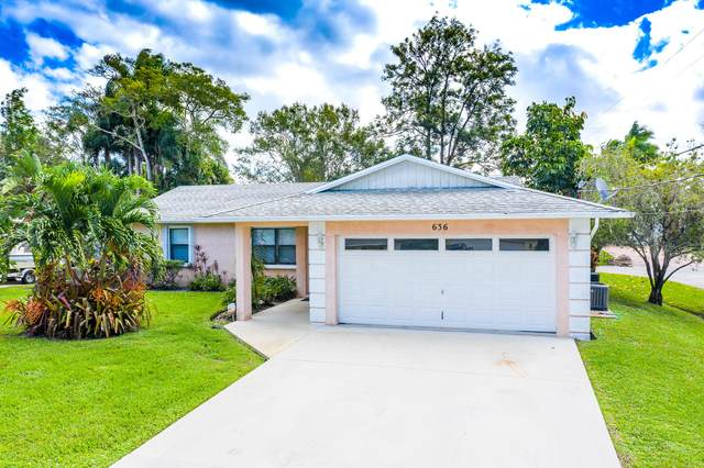 636 SW Rustic Circle, Stuart, FL 34997 (MLS #RX-10669366) :: Miami Villa Group