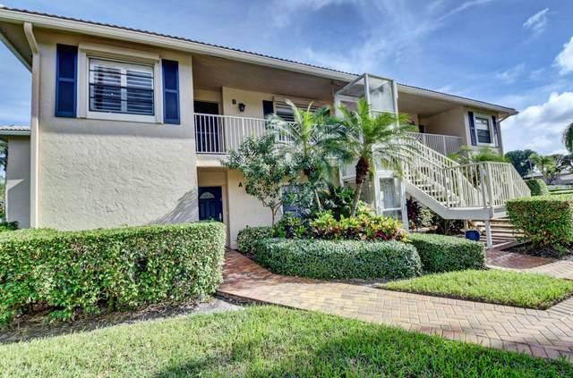 26 Stratford Lane B, Boynton Beach, FL 33436 (MLS #RX-10669381) :: Berkshire Hathaway HomeServices EWM Realty