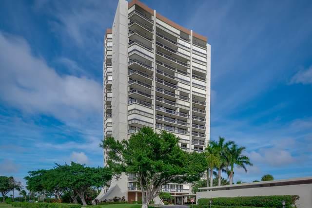 2000 Presidential Way #701, West Palm Beach, FL 33401 (#RX-10669418) :: Posh Properties