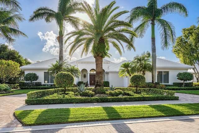 223 Grand Pointe Drive, Palm Beach Gardens, FL 33418 (MLS #RX-10669466) :: Berkshire Hathaway HomeServices EWM Realty