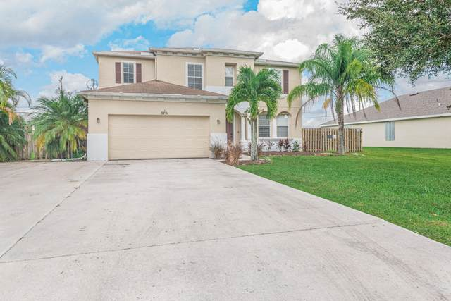 3781 SW Sabatini Street, Port Saint Lucie, FL 34953 (MLS #RX-10669522) :: Miami Villa Group