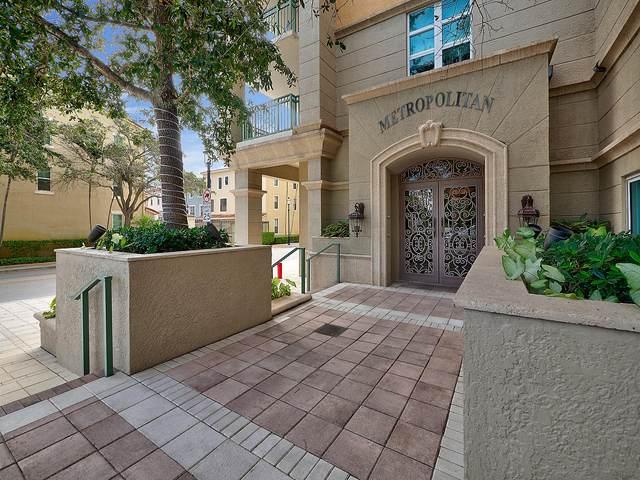 403 S Sapodilla Avenue #315, West Palm Beach, FL 33401 (#RX-10669588) :: Posh Properties