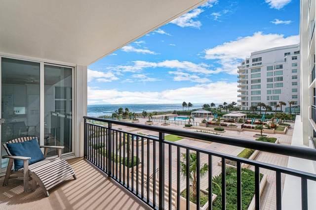 2000 S Ocean Boulevard 3-G, Boca Raton, FL 33432 (#RX-10669628) :: Posh Properties