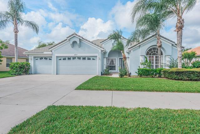 897 SW Lake Charles Circle, Port Saint Lucie, FL 34986 (MLS #RX-10669634) :: THE BANNON GROUP at RE/MAX CONSULTANTS REALTY I