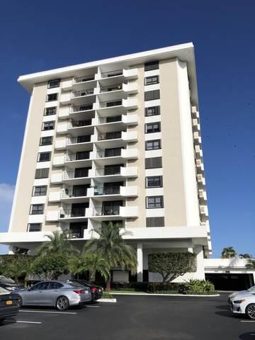 1208 Marine Way #507, North Palm Beach, FL 33408 (#RX-10669663) :: The Rizzuto Woodman Team