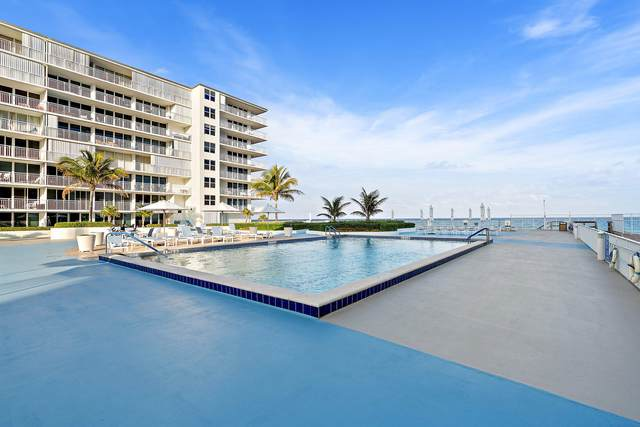 3546 S Ocean Boulevard #616, South Palm Beach, FL 33480 (#RX-10669695) :: Realty One Group ENGAGE