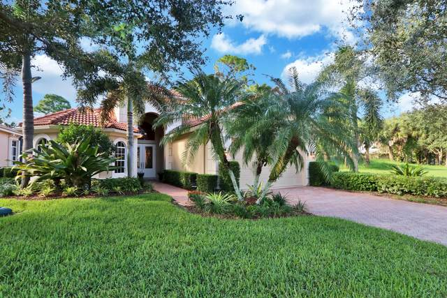 9033 Champions Way, Port Saint Lucie, FL 34986 (MLS #RX-10669700) :: THE BANNON GROUP at RE/MAX CONSULTANTS REALTY I