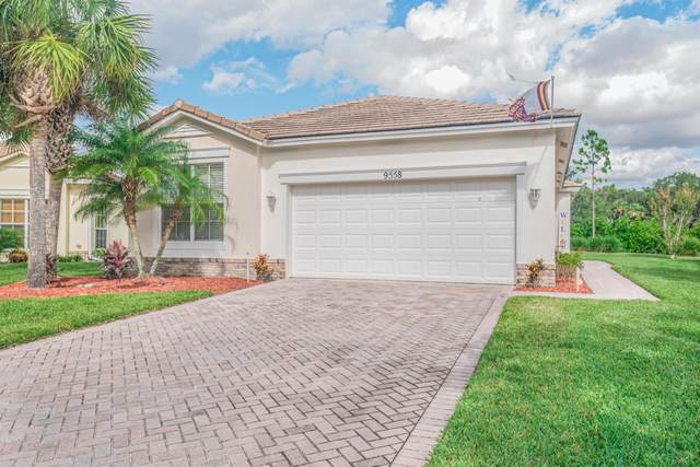 9558 SW Flowermound Circle, Port Saint Lucie, FL 34987 (MLS #RX-10669711) :: THE BANNON GROUP at RE/MAX CONSULTANTS REALTY I