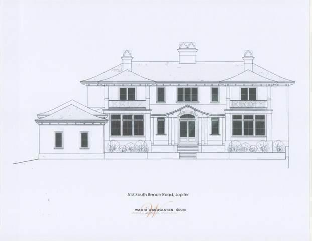 515 S Beach Road, Hobe Sound, FL 33455 (#RX-10669787) :: Posh Properties