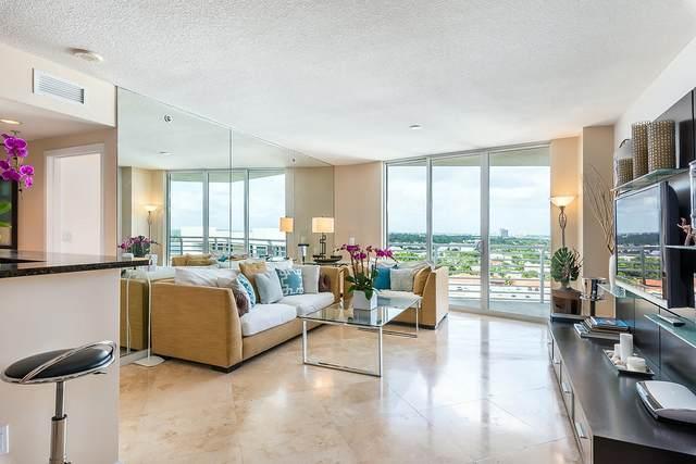 1551 N Flagler Drive #1507, West Palm Beach, FL 33401 (#RX-10669823) :: Posh Properties